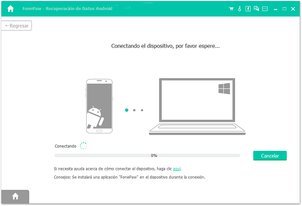 conectar Android al PC