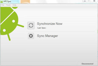 htc sync manager