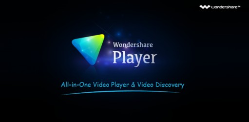 Reproductor Wondershare